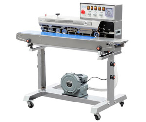 Continuous Band Sealing Machine with Nitrogen Flushing Manufacturers in Bangalore